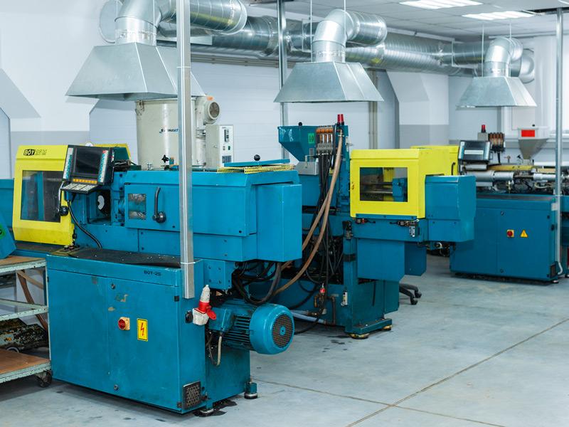 Производство изделий из пластмассы